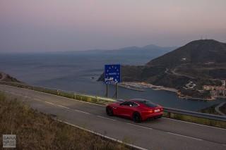 Route dEspagne Jaguar