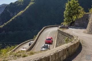 Supercars Col de Turini