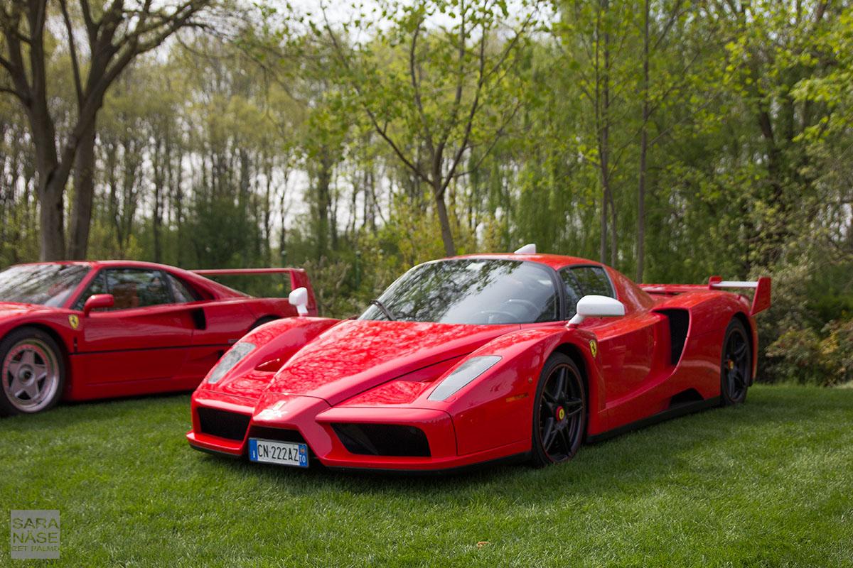 Ferrari FXX Brescia CC
