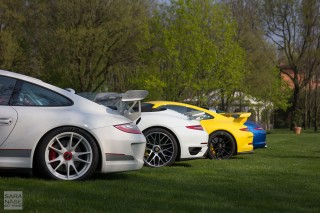 Porsche wings