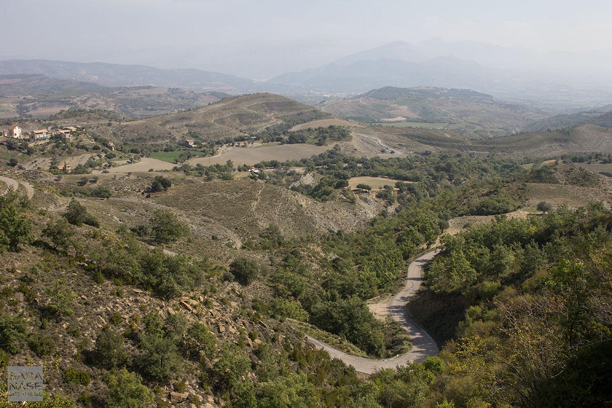 Catalonia roads