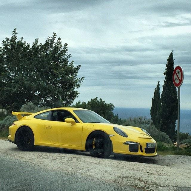 GT3 parking