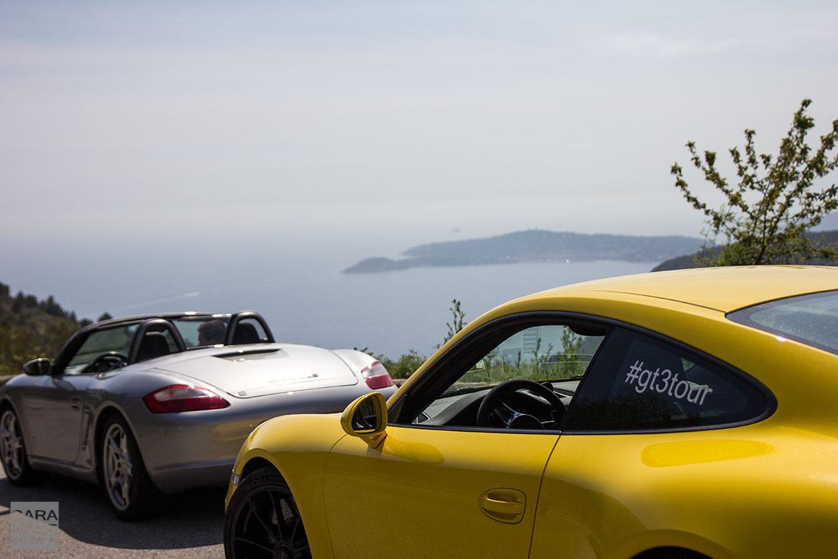 GT3 tour La Turbie