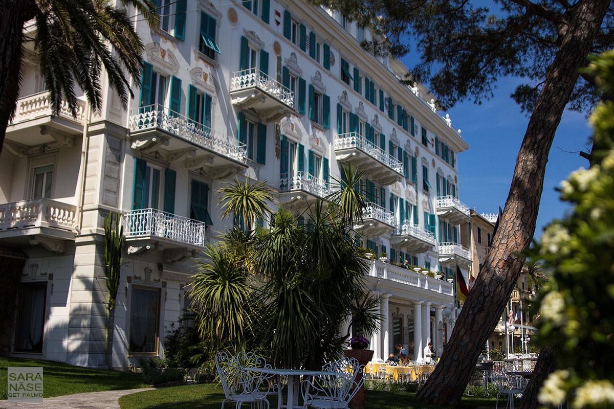 Grand Hotel Miramare Liguria