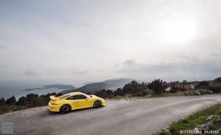 Porsche 991 GT3 Monaco hills
