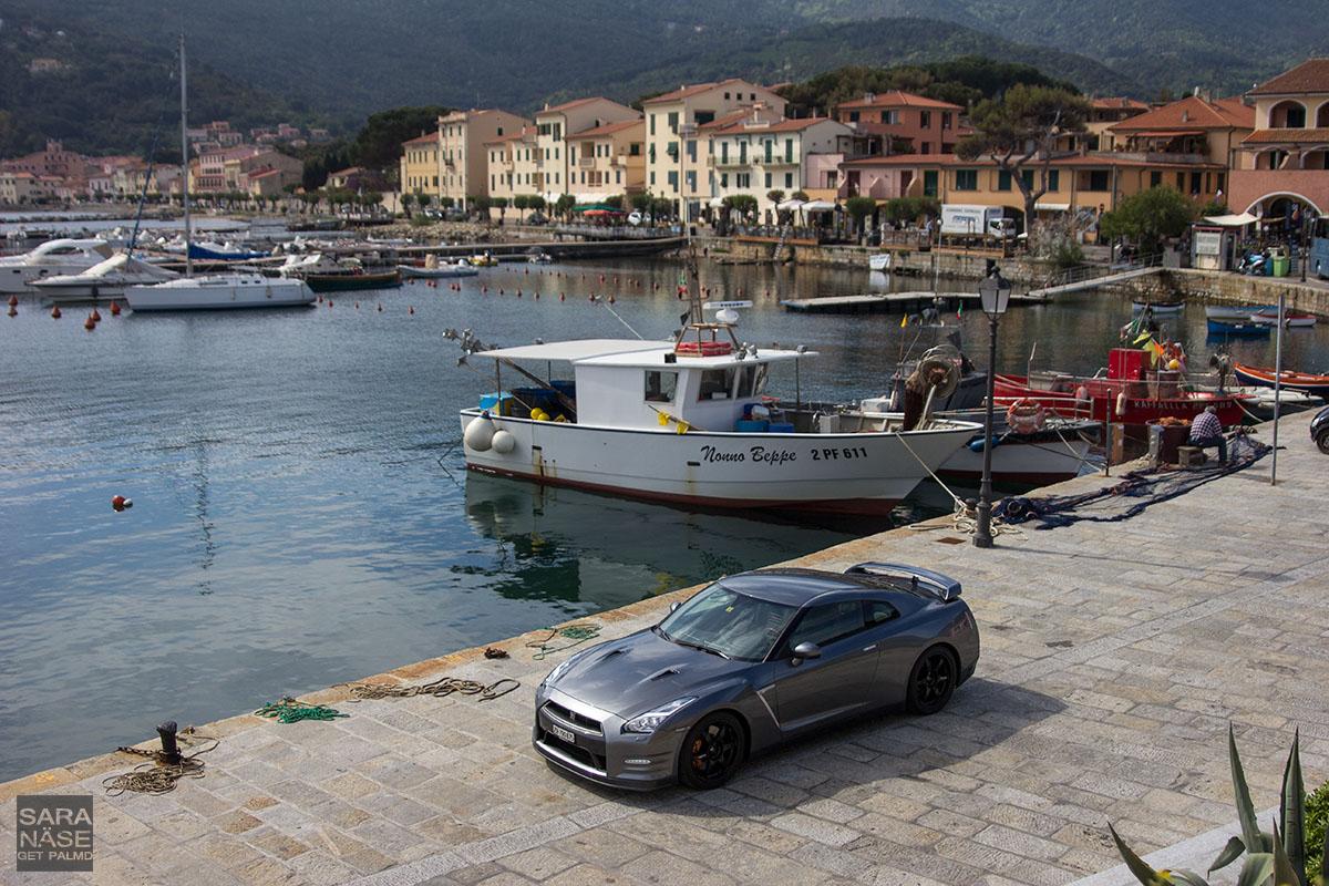Marciana Marina GT-R
