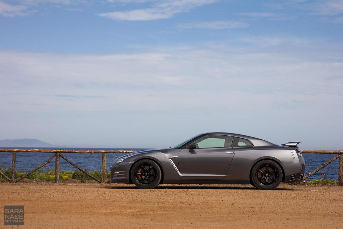 Nissan GT-R Elba profile