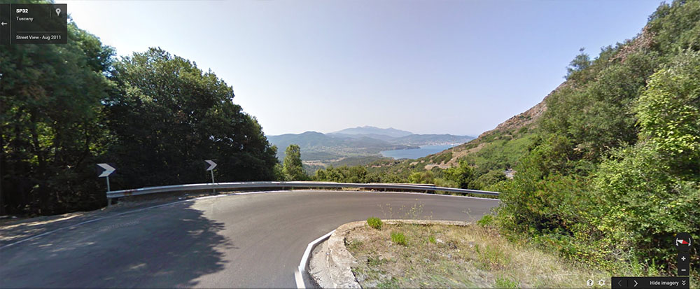 SP32 Volterraio Elba