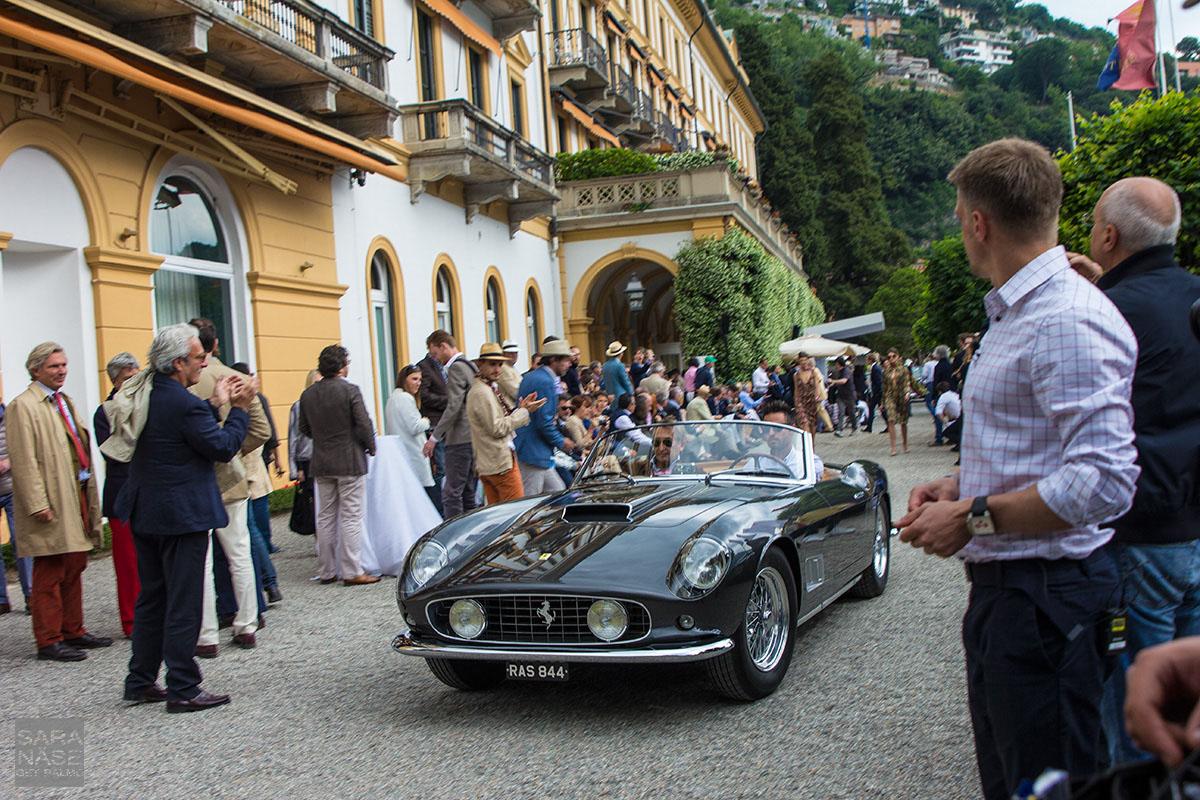 Villa d Este Concorso Ferrari