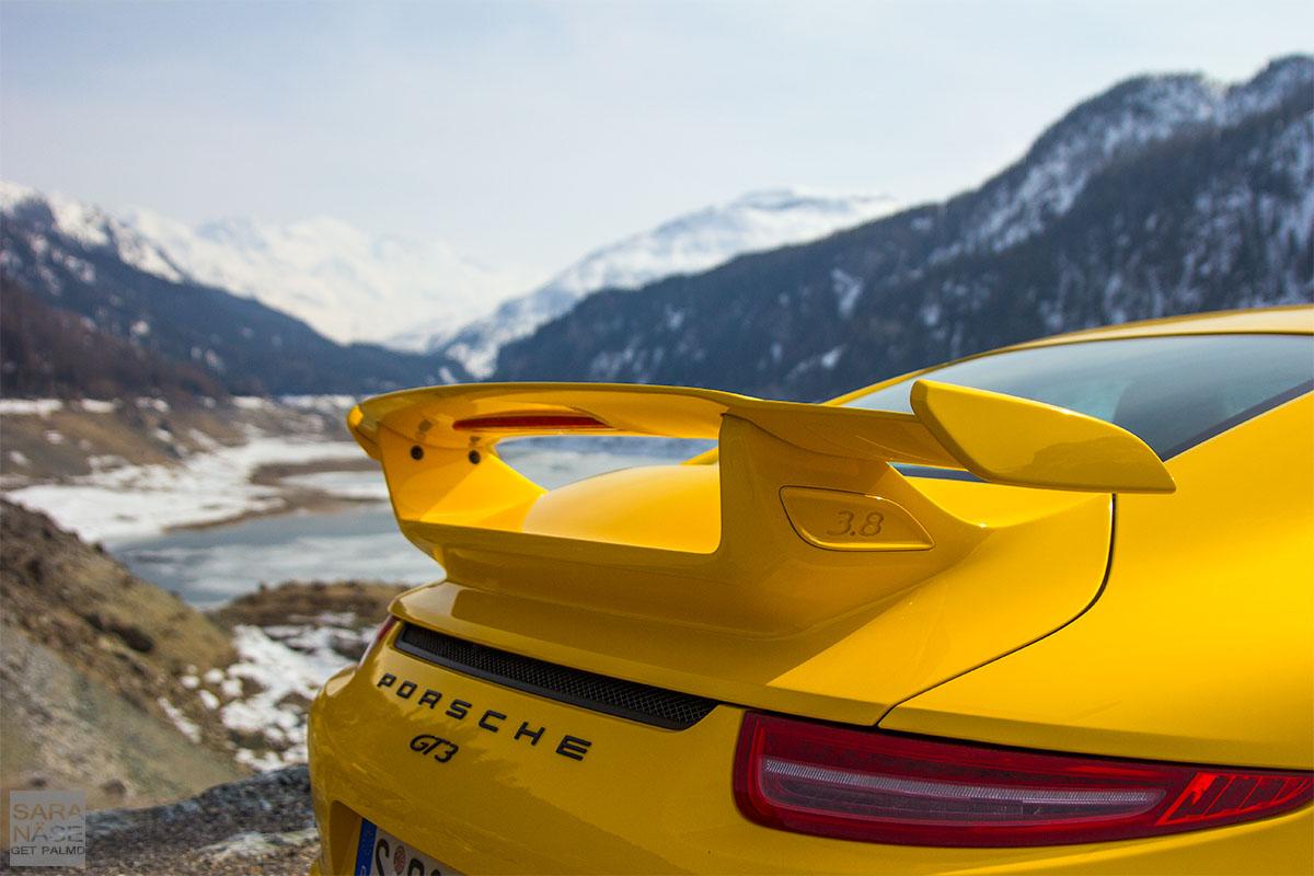 991 GT3 wing