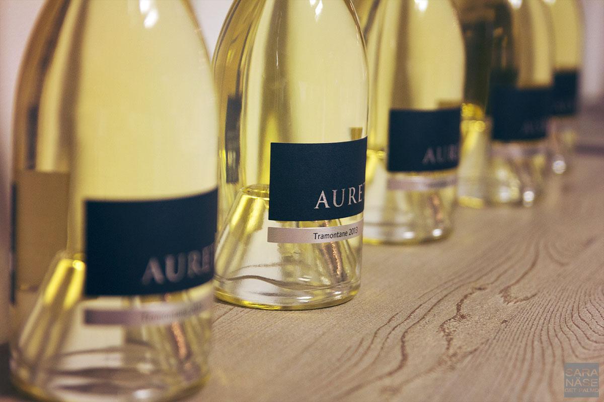 Aureto bottles