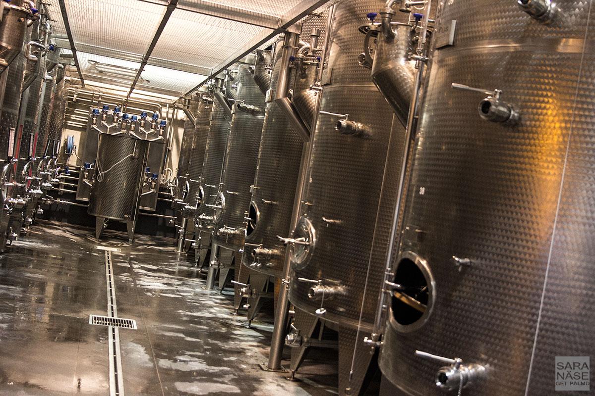 Aureto winery