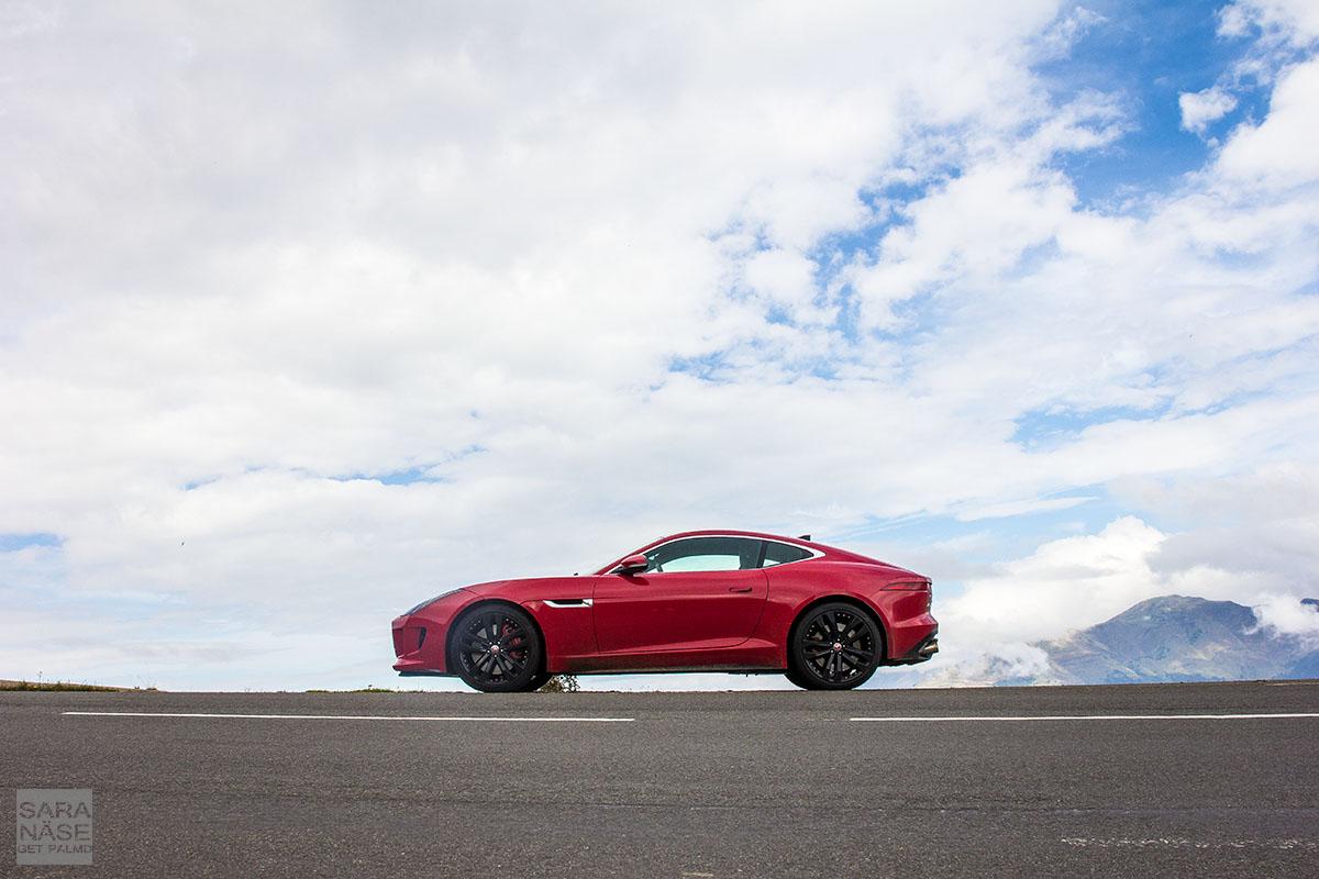 Jaguar F-Type Coupe Superbagneres