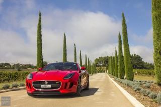 Jaguar FType La Coquillade