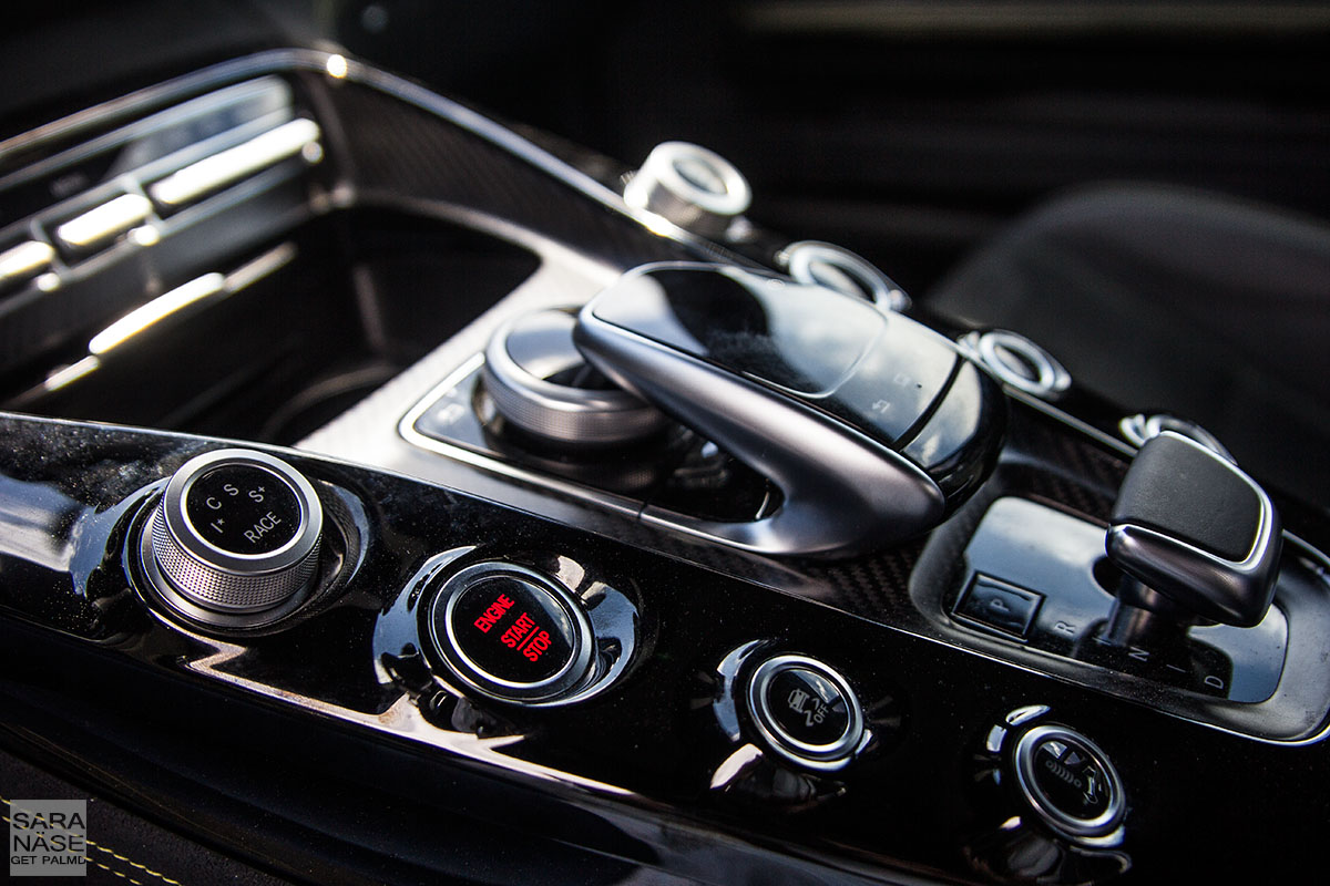 Mercedes-AMG GTS 17