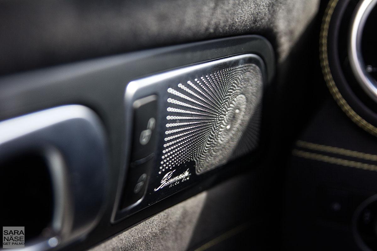 Mercedes-AMG GTS 21