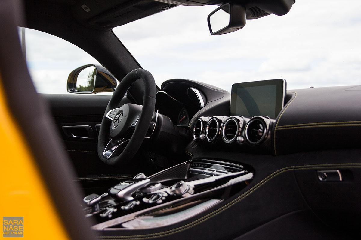 Mercedes-AMG GTS 37