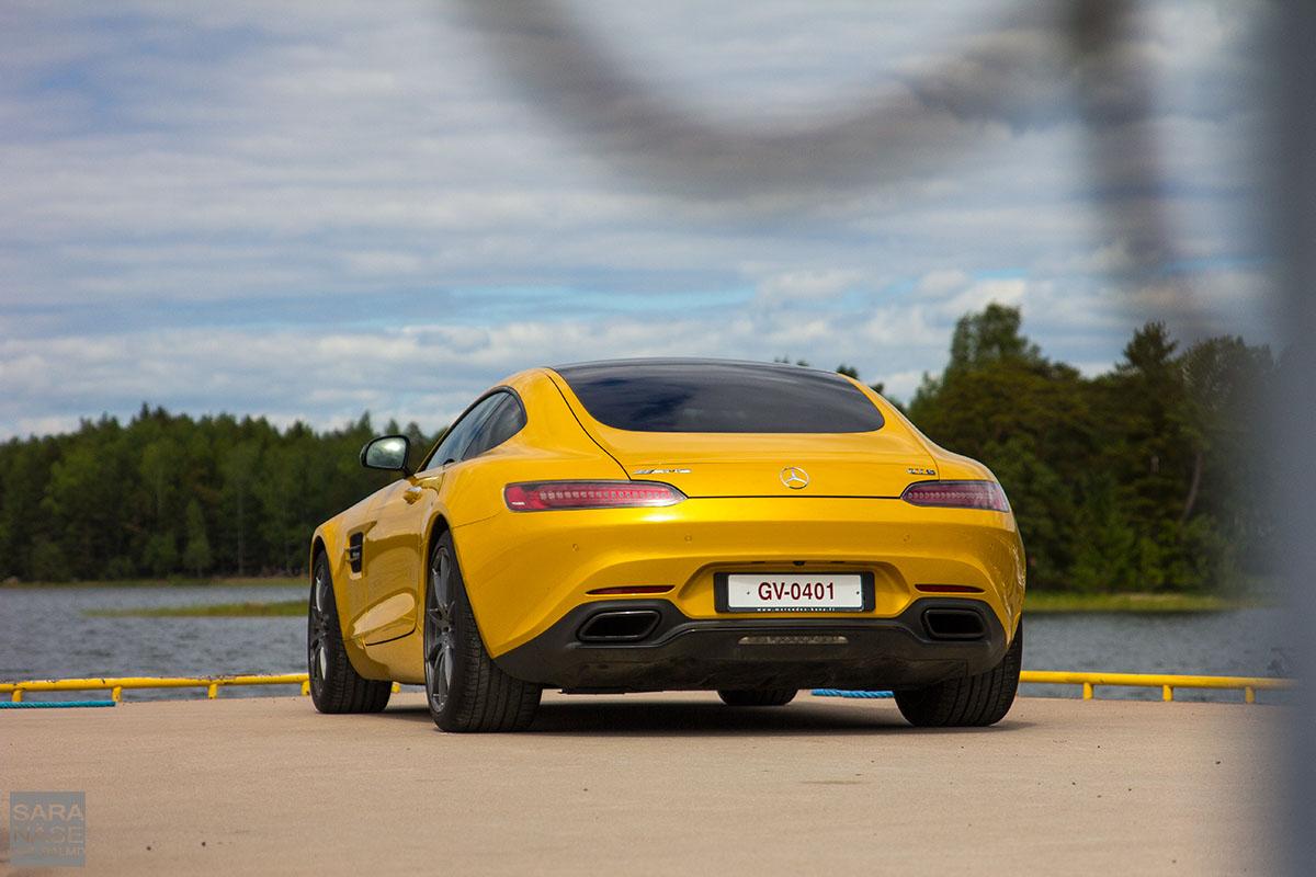 Mercedes-AMG GTS 48