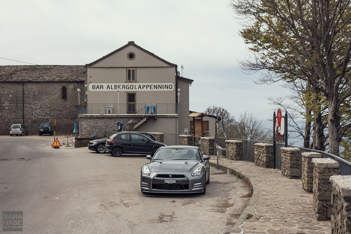 Nissan GT-R Apennines