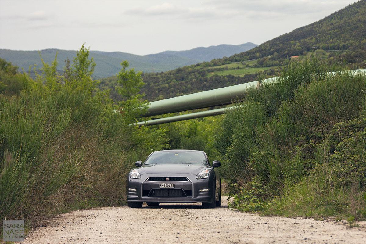 Pipelines GT-R