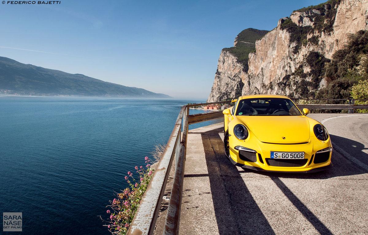 Porsche 991 GT3 36