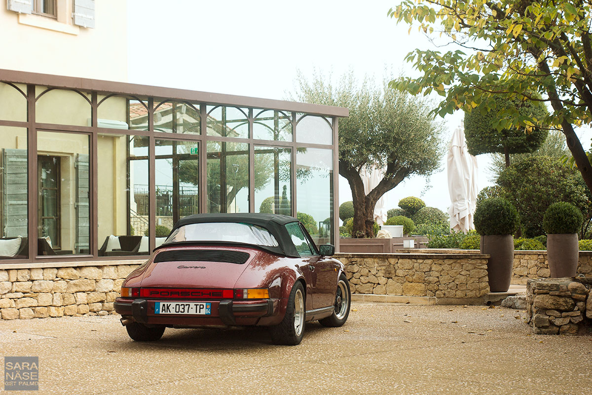 Porsche La Coquillade