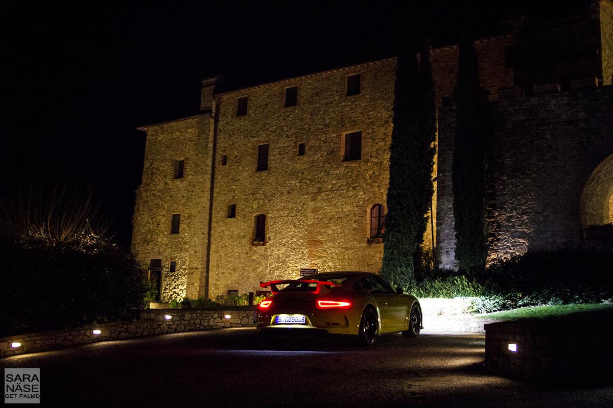 991 GT3 Tuscany
