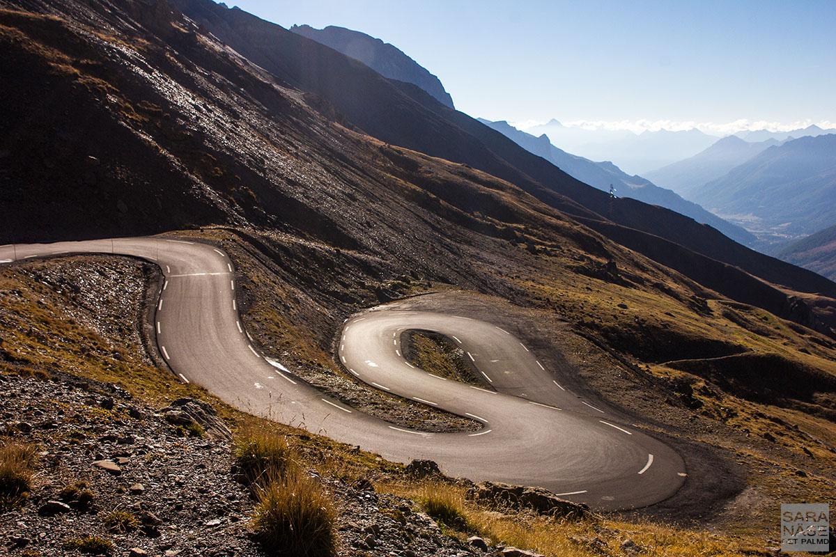 Alps road
