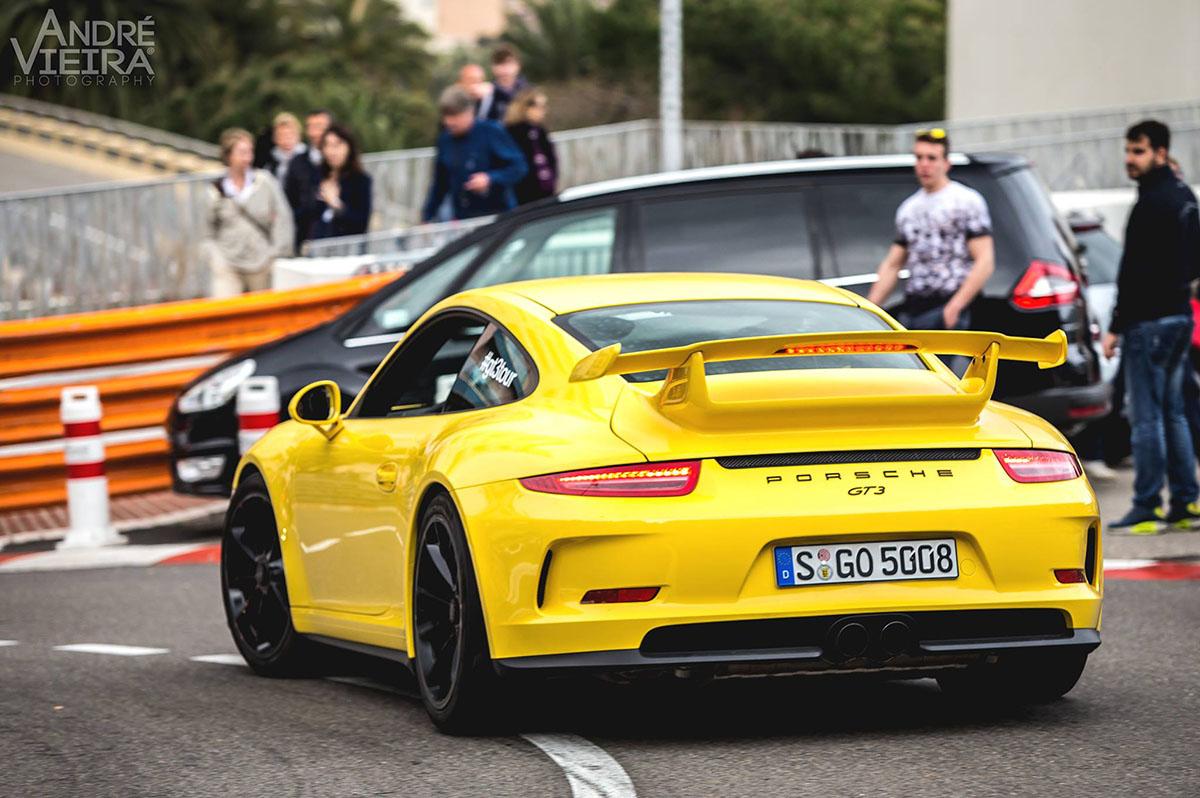 Andre Vieira GT3 Monaco