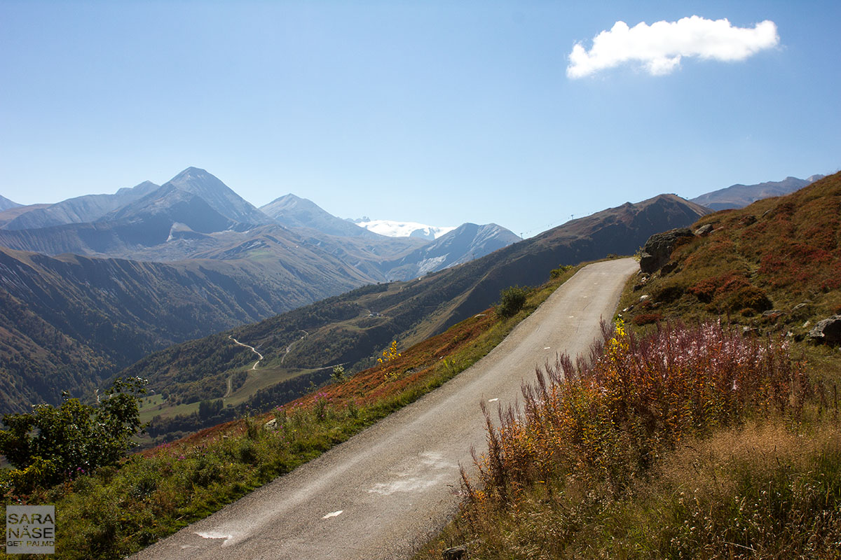 Col du Glandon France