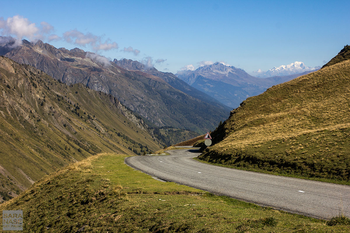 Col du Glandon curves