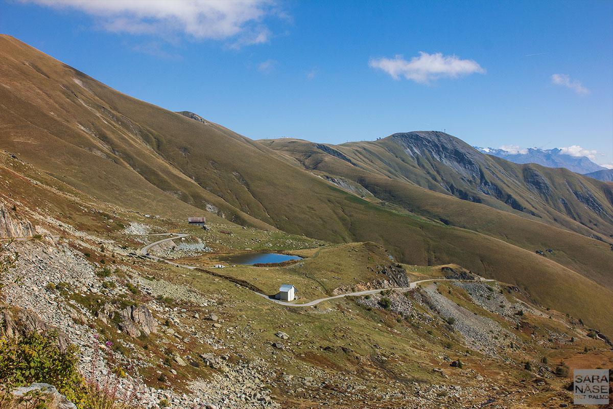 Col du Glandon landscape