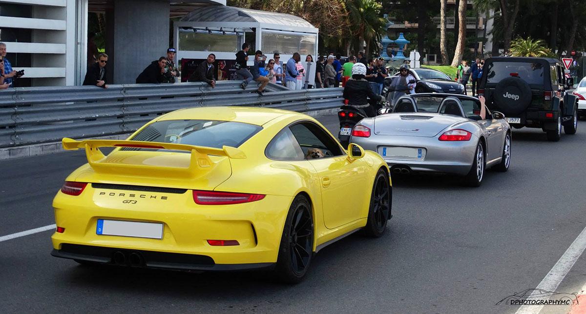 Dorian Gorda GT3 Monaco
