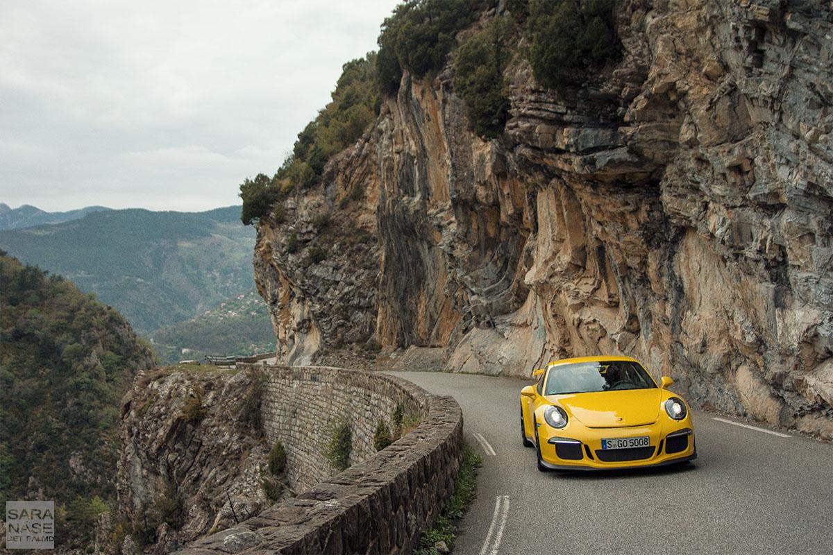 GT3 Col de Turini