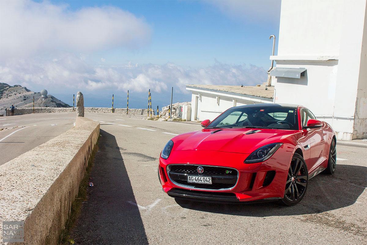 Jaguar F-Type Ventoux