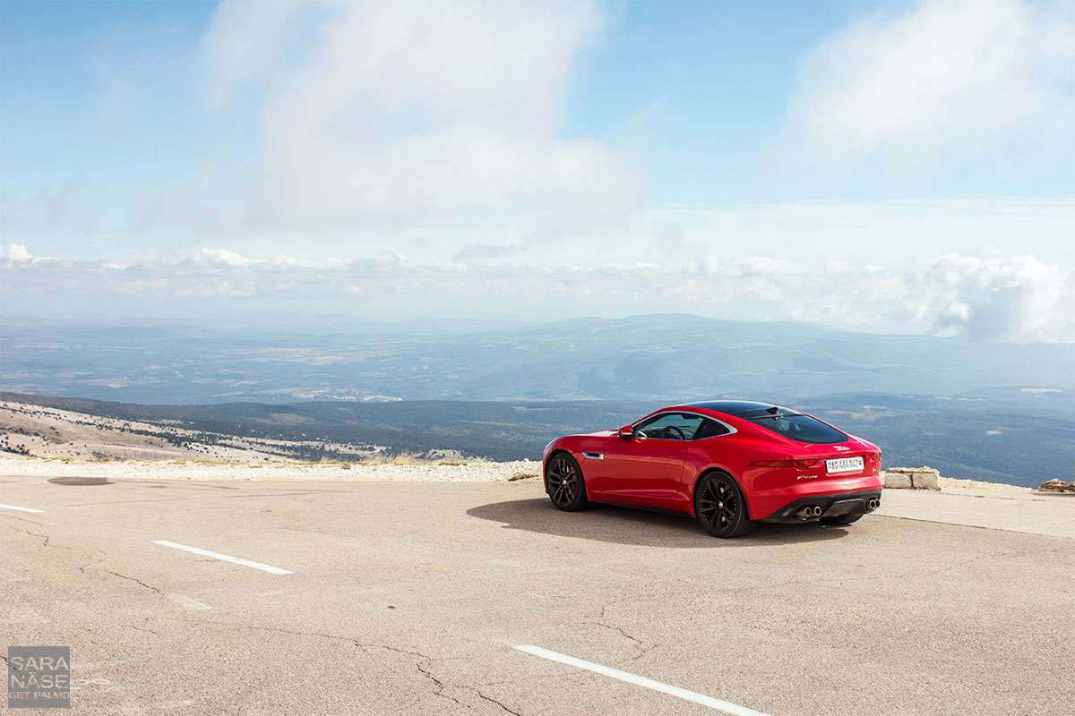 Jaguar Mont Ventoux top