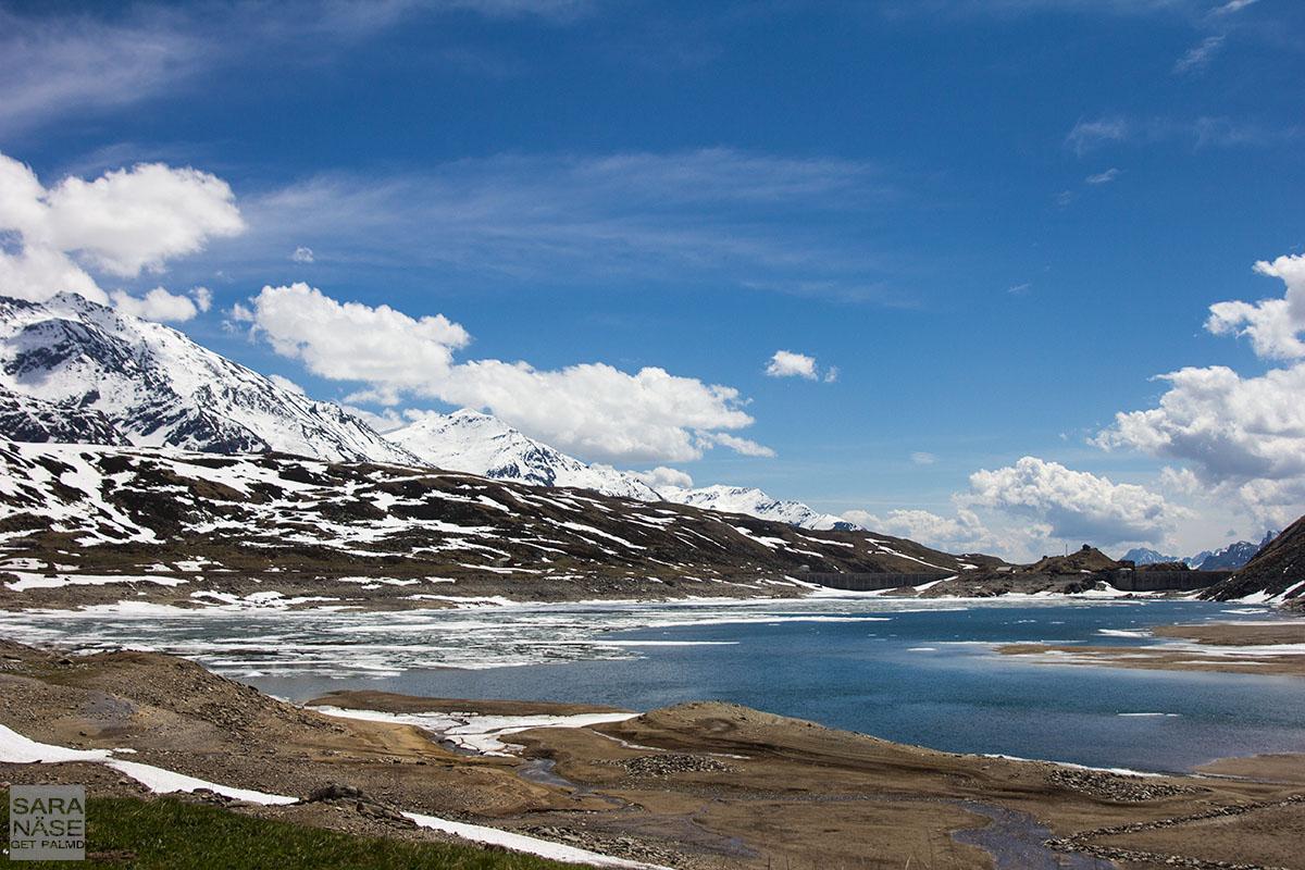 Lake Montespluga Pass