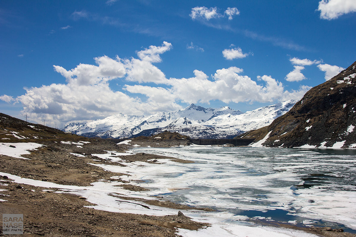 Lake Montespluga