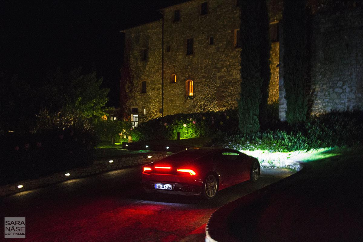 Lamborghini Huracan Fontanelle