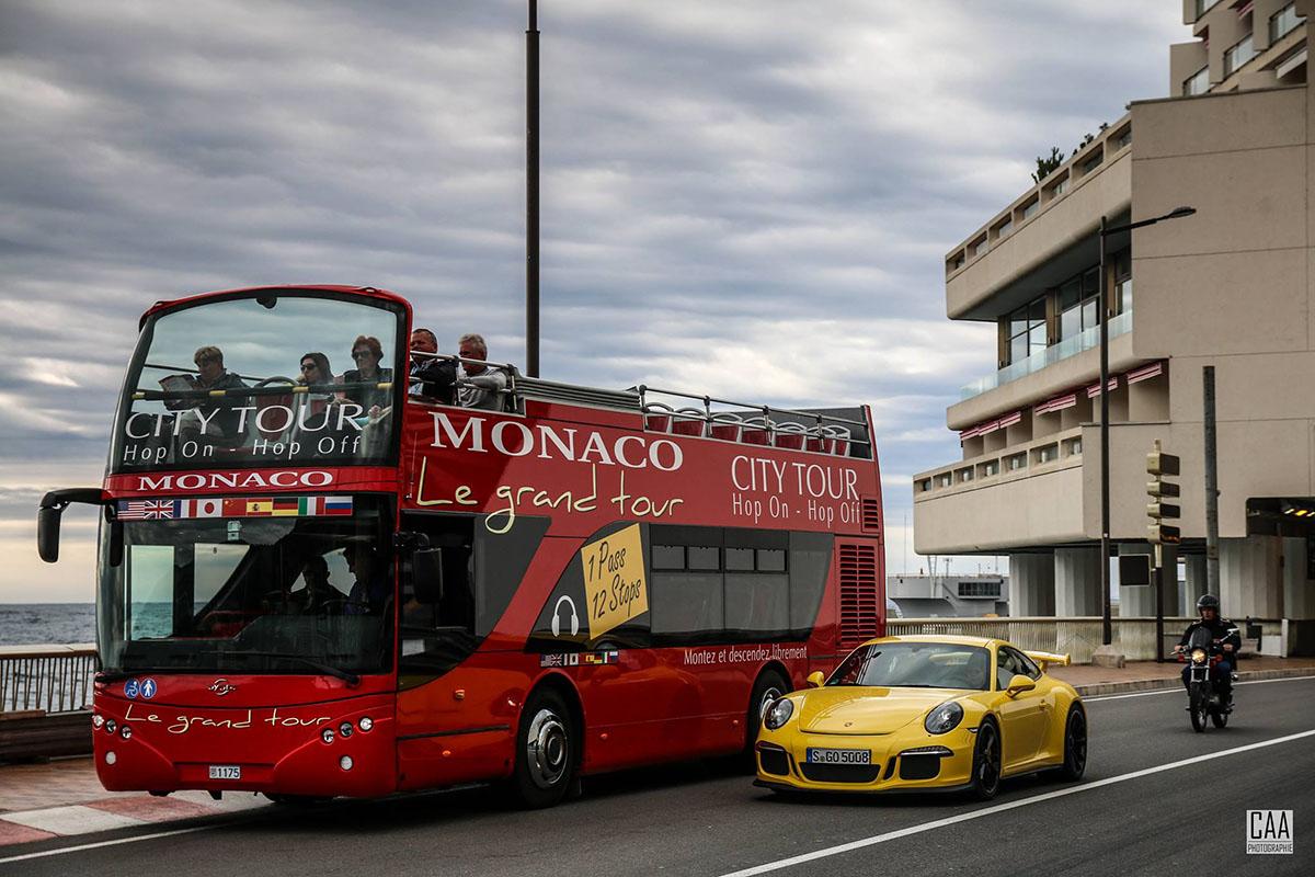 Monaco GT3 bus