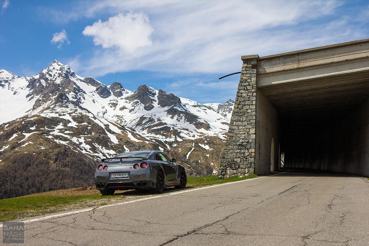Nissan GTR Switzerland