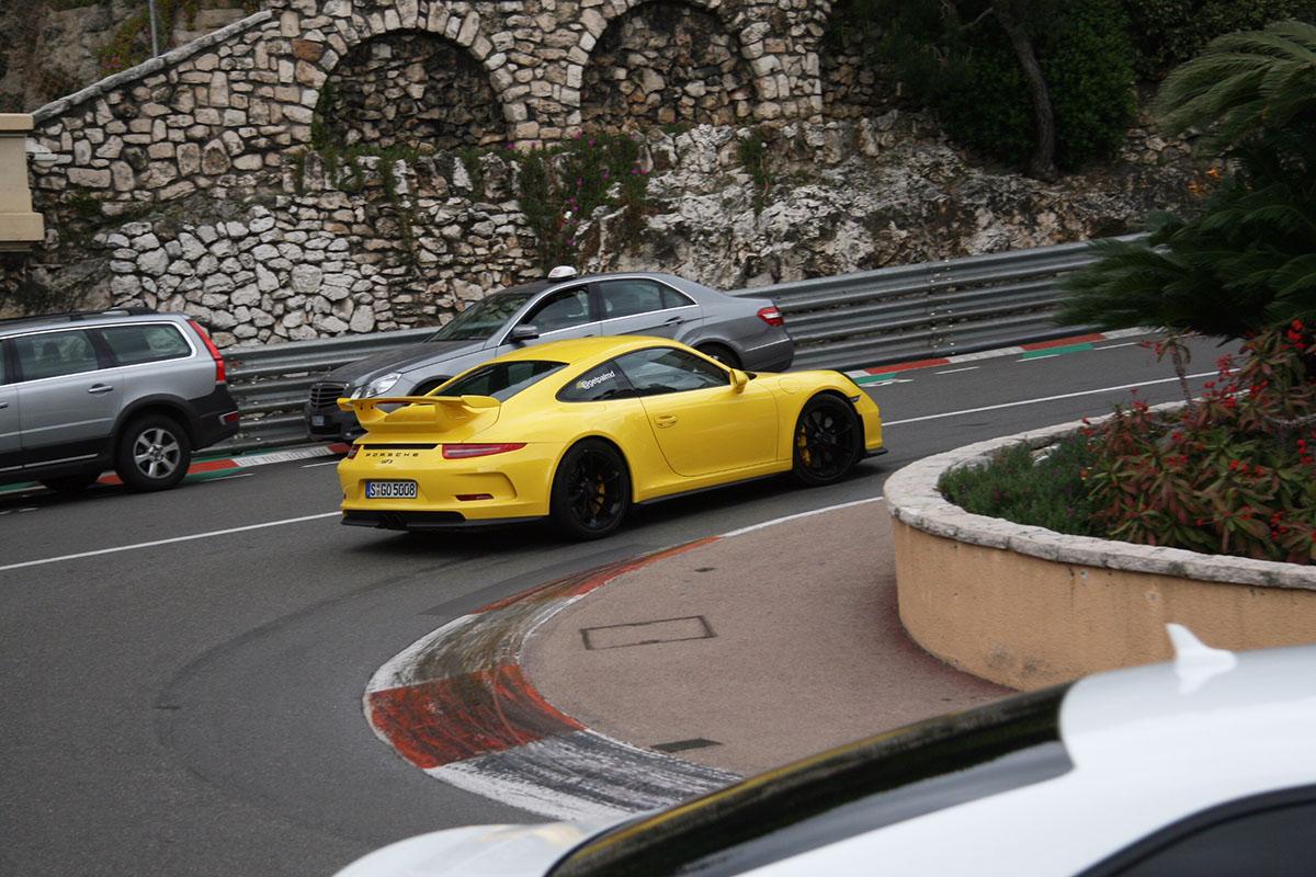 W Kemp GT3 Monaco