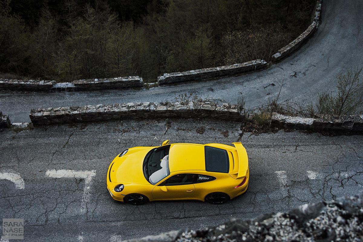 gt3tour Porsche