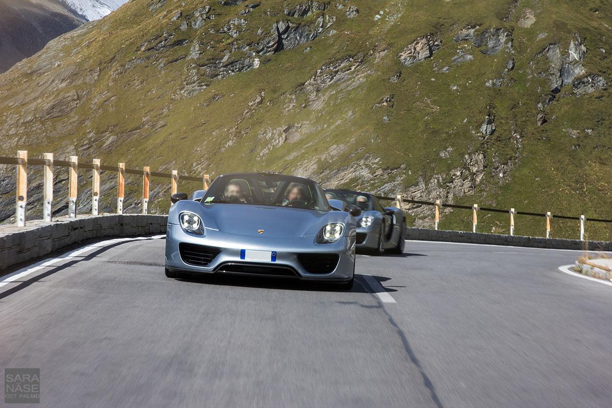 918 Spyders Grossglockner