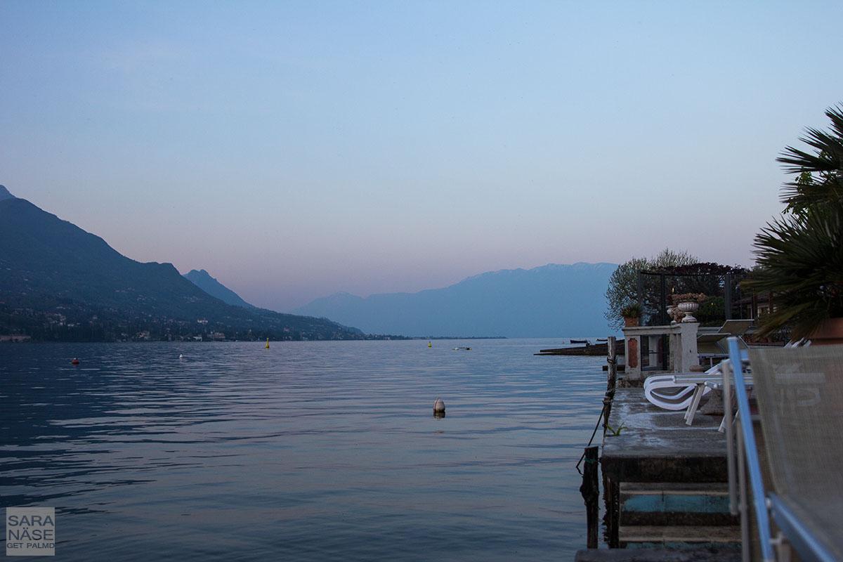 Garden Zorzi Lake Garda