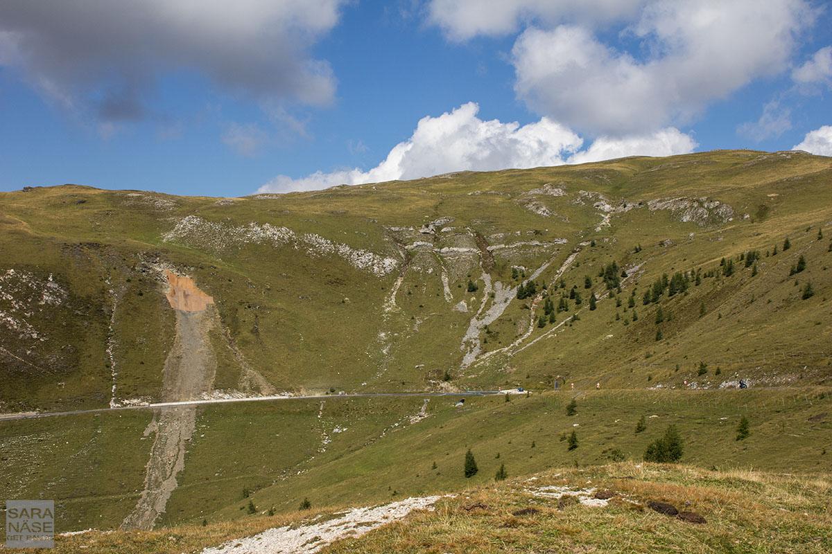 Nockalm Road top