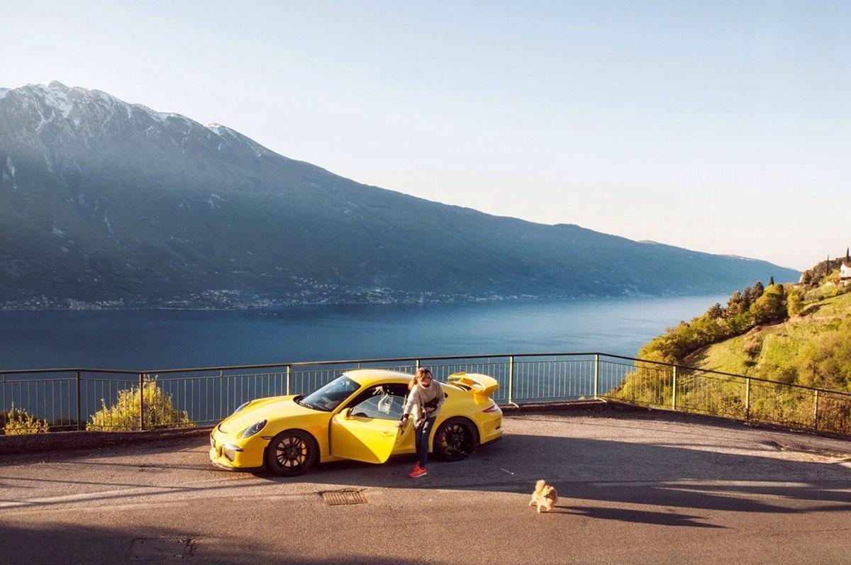 Porsche 911 GT3 Italy
