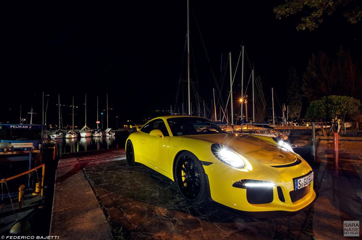 Porsche GT3 Garda