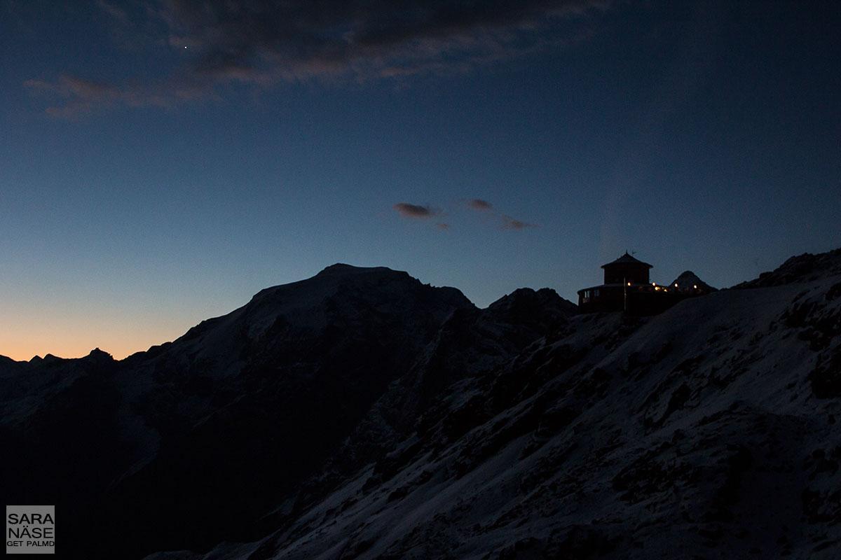 Stelvio Alpengasthof Tibet