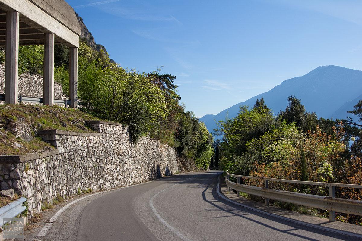 Strada della Forra Garda